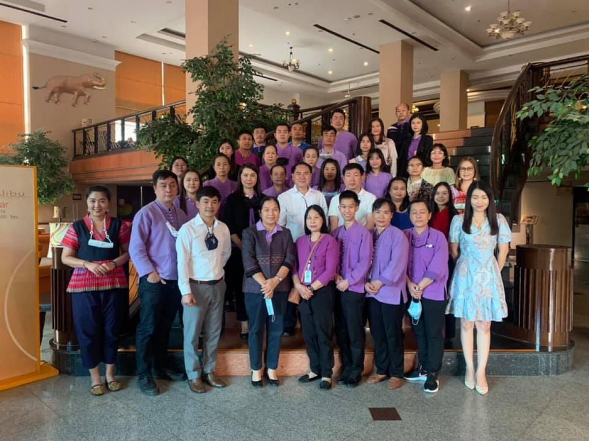 โครงการอบรม Reskill/Upskill ในด้านการให้บริการที่มีประสิทธิภาพ Hotel Service Management