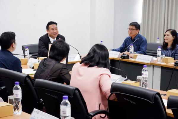 ประชุมคณะกรรมการเครือข่ายบริการวิชาการ สถาบันอุดมศึกษาไทย (คบอ.) ภาคเหนือ