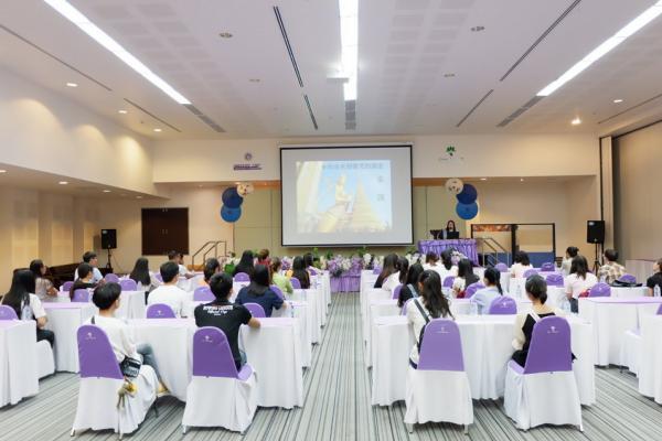 ปฐมนิเทศนักศึกษาจาก Wuzhou University และ Tong Ren University