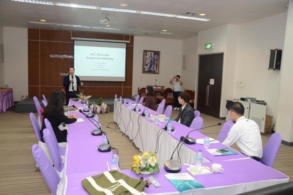 การประชุมวิชาการบัณฑิตศึกษาระดับชาติ ครั้งที่ 15