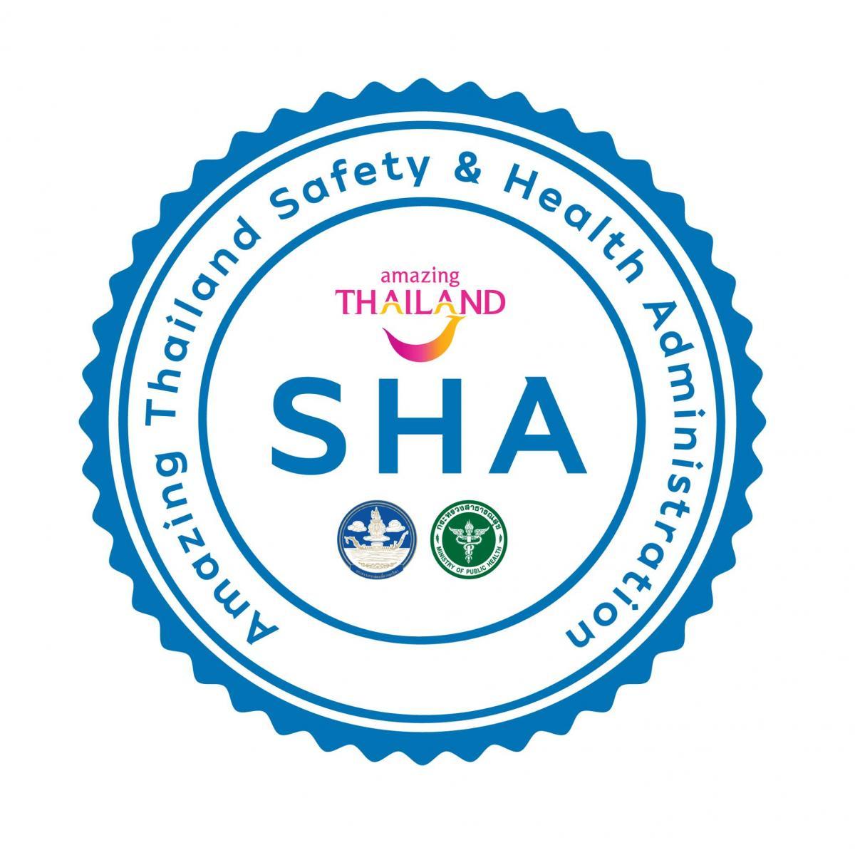 กรีน นิมมาน ซีเอ็มยู เรสซิเดนซ์ ได้รับการรับรองพร้อมตราสัญลักษณ์มาตรฐาน SHA ประเภทโรงแรม/ที่พักและสถานที่จัดประชุมจากการท่องเที่ยวแห่งประเทศไทย (ททท.)