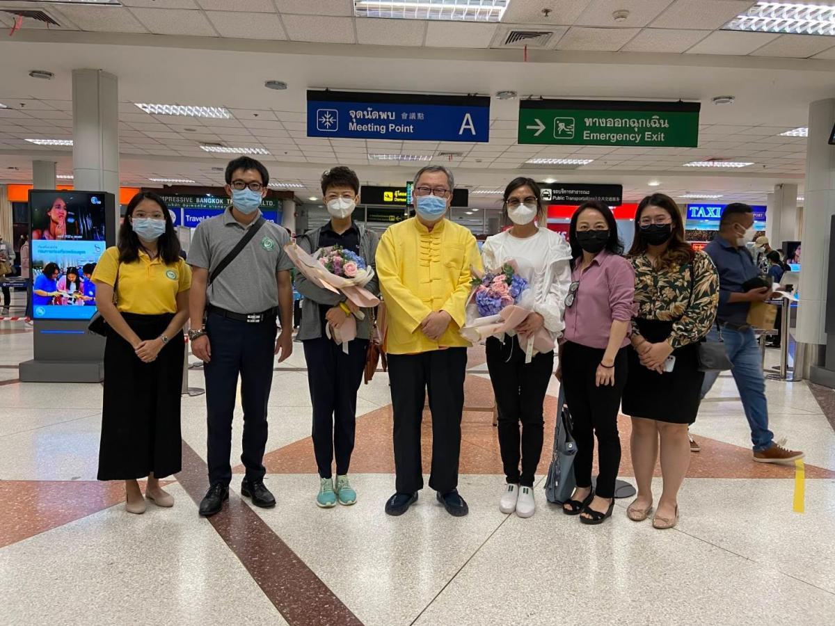 ต้อนรับ Ms. Lian Chen 连晨 ผู้อำนวยการขงจื่อ มหาวิทยาลัยเชียงใหม่