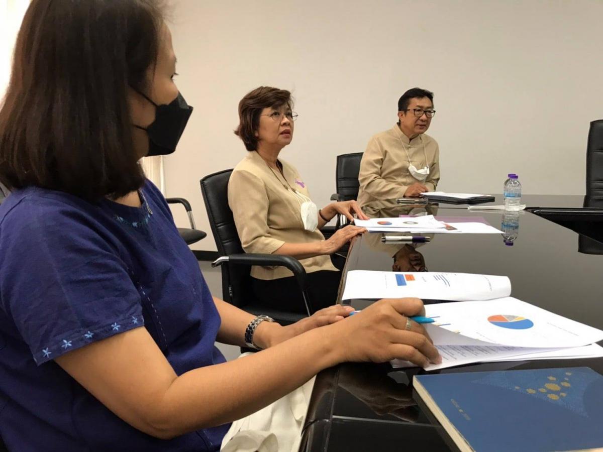 สรุปผลการจัดการประชุม 3rd International Conference on Burma/Myanma Studies (ICBMS3)