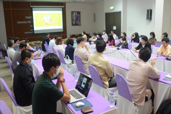 ประชุมจัดเตรียมข้อเสนอโครงการ Reinventing 2565 ในภาพรวมของมหาวิทยาลัยเชียงใหม่